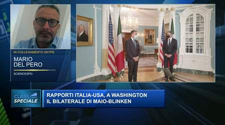 Di Maio a Washington, il punto con Del Pero (SciencesPo)