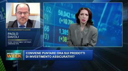 Investment week, Davoli: focus su investimenti assicurativi