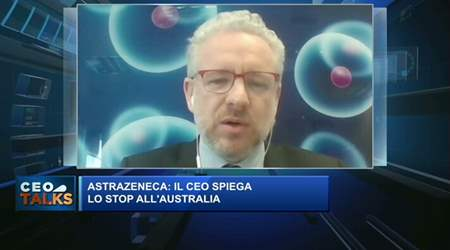 CEO TALKS - ASTRAZENECA
